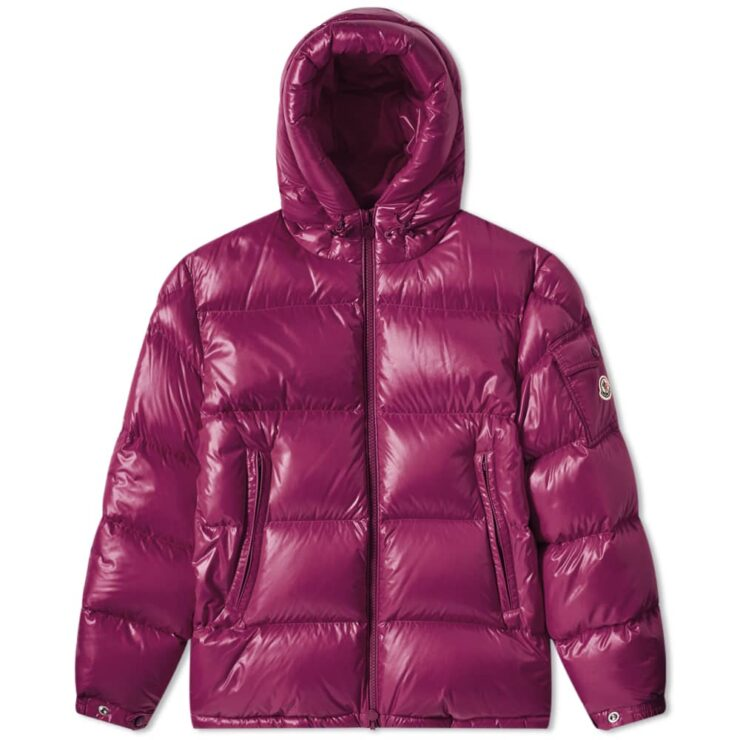 Moncler Ecrins Down Jacket 'Purple'