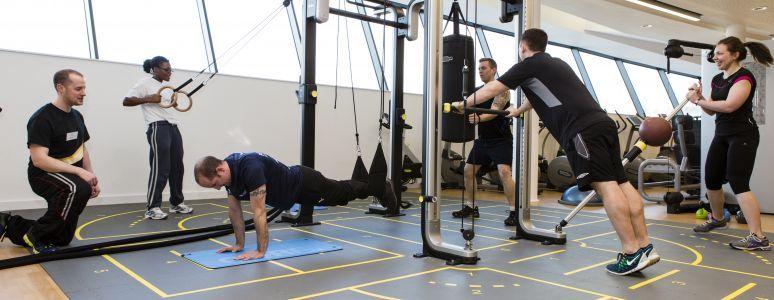 Corporate gym memberships