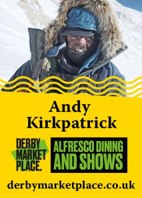 Image for Andy Kirkpatrick