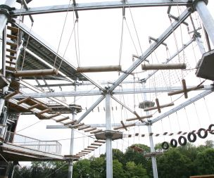Image for link to Skyline High Ropes