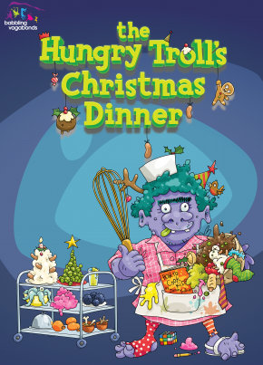 Image for The Hungry Troll's Christmas Dinner