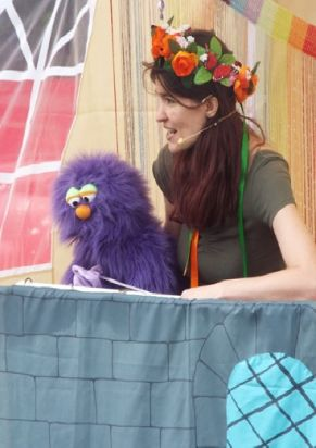 Image for Derby Book Festival : Fairy Tale Puppet Show
