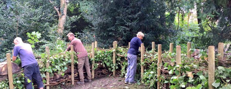 Darley Park volunteers