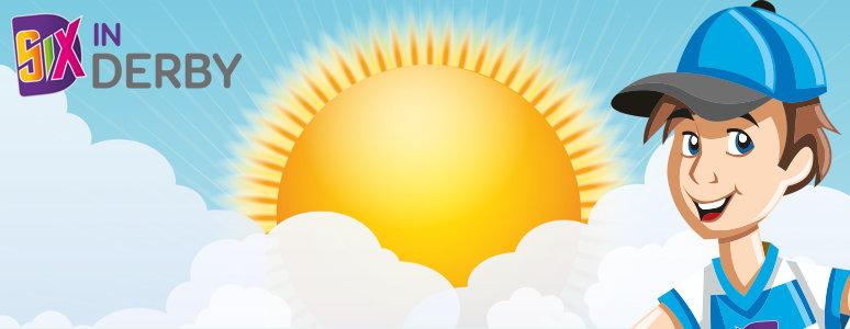 In Derby Six Sun, Kix