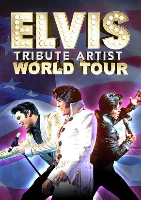 Image for Elvis Tribute Artist World Tour