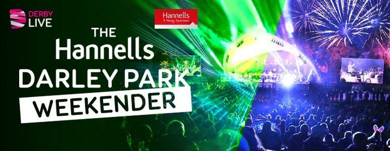 The Hannells Darley Park Weekender