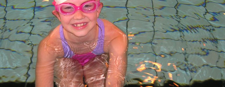 Learn to Swim at Derby Swimming pools