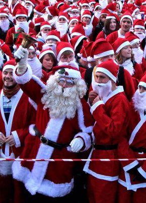 Image for Derby Santa Run