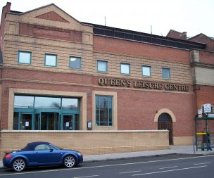 Image for link to Queen's Leisure Centre