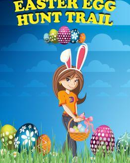 Easter Egg Hunt Trail