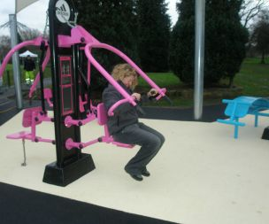 Image for link to Outdoor gyms