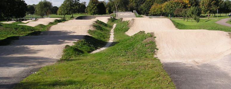 Alvaston BMX track