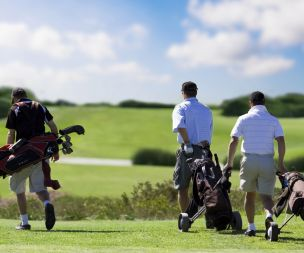Image for link to Golf terms and conditions