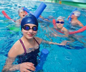 Image for link to Learn to swim FAQs
