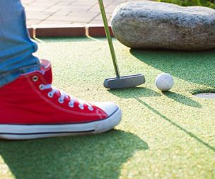 Image for link to Mini Golf
