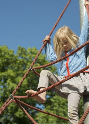 Image for Playgrounds and play areas