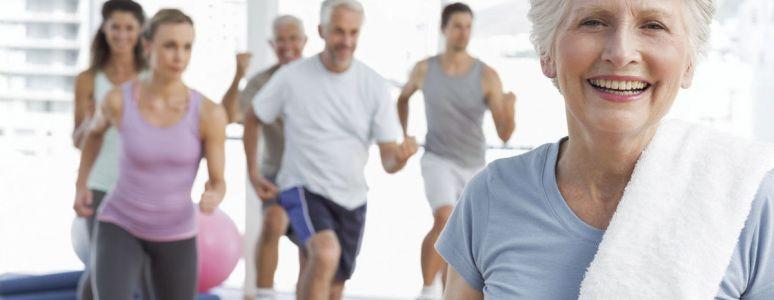 Active Living 50+ activities