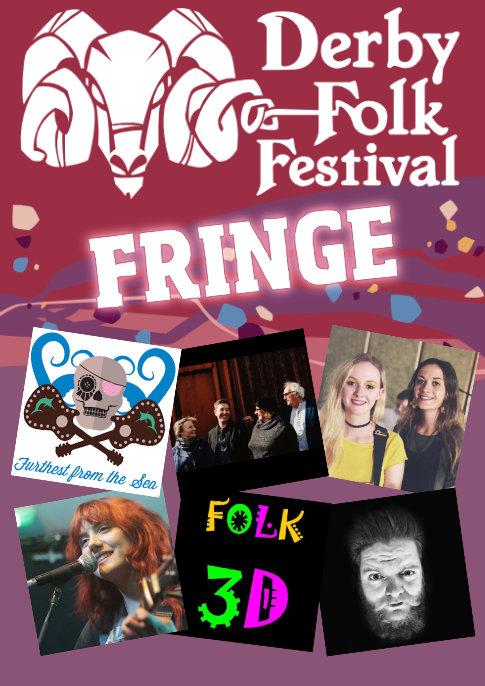 Derby Folk Festival Fringe Supporter Tickets