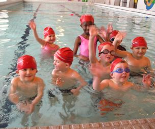 Image for link to Learn to swim