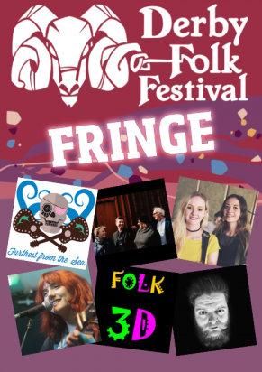 Image for Derby Folk Festival Fringe Supporter Tickets