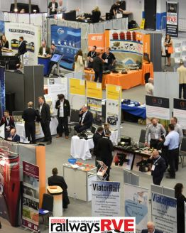 RVE Modern Railway Expo & Conference