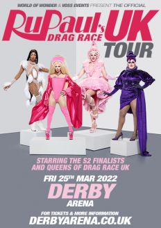 Image for RuPaul's Drag Race UK: The Official Tour
