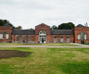 Image for link to The Orangery & Craft Village