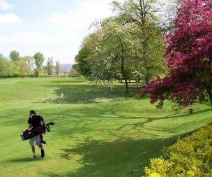 Image for link to Allestree Golf Course