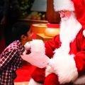 Santa Visits Alvaston Park
