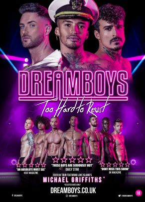 Image for The Dreamboys