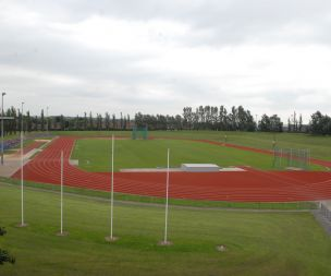Image for link to Athletic track