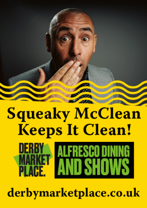 Image for Squeaky McClean Keeps It Clean!