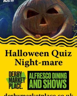 Halloween Quiz Night-mare