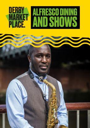 Image for Tony Kofi: Inside Straight