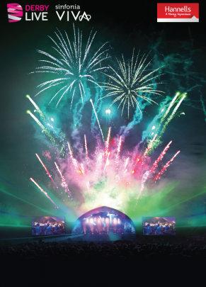 Image for The Hannells Darley Park Concert 2021