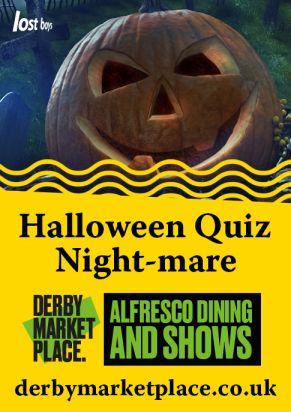 Image for Halloween Quiz Night-mare