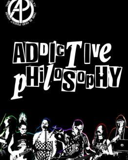 Alpha Pro Creative Full Band Open Mic & Addictive Philosophy Album Launch