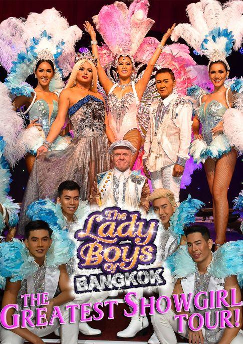 The Ladyboys of Bangkok 2019