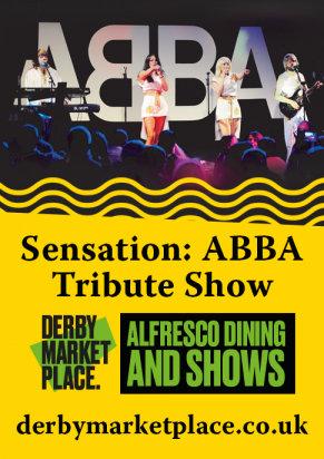 Image for Sensation: ABBA Tribute Show
