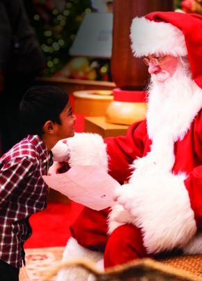 Image for Santa Visits Alvaston Park