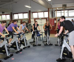 Image for link to Our gyms
