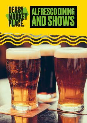 Image for The Derby Beer Festival Drinks Token