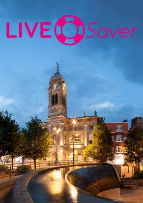 Image for LIVEsaver