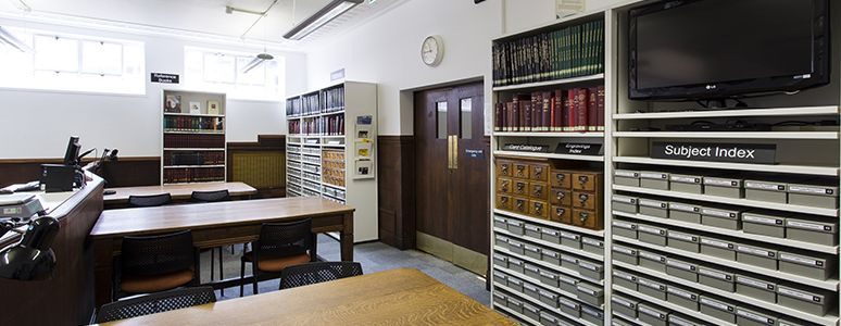 Local studies collections