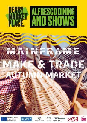 Image for Mainframe Make & Trade Autumn Market