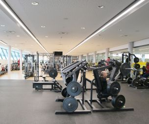 Image for link to Health and Fitness (Gym & Classes)