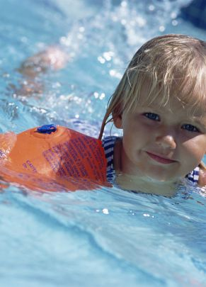 Image for Learn to swim