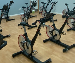 Image for link to Indoor cycle and classes studios