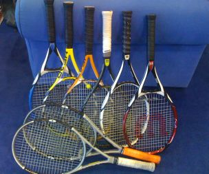 Image for link to Racketball