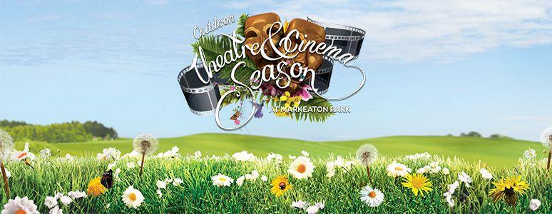 Outdoor theatre and cinema season